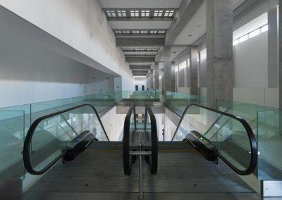 EMST Stairs Corridor