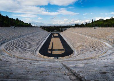 Panathenaic Stadium Panorama 2