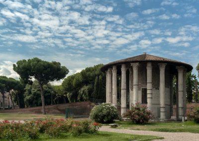 Piazza Bocca della Verità Roma